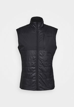STORM INSULATE - Waistcoat - black