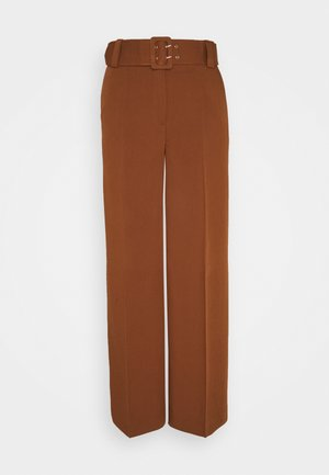 CULLOTTE - Trousers - toffee