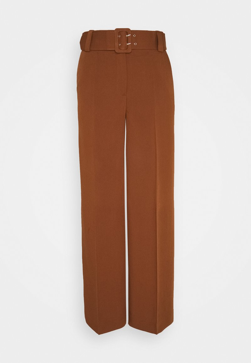 Esprit Collection - CULLOTTE - Trousers - toffee