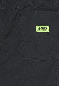 Converse - EASY WAIST CARPENTER PANT - Trousers - black - 2