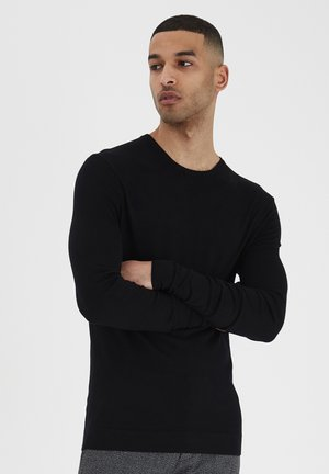 TOMONT - Jersey de punto - black