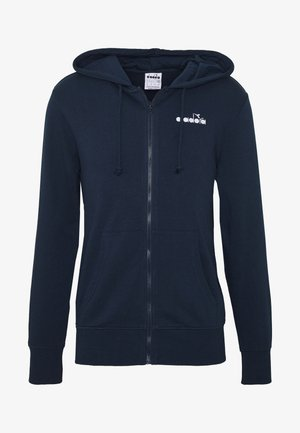 CHROMIA - Zip-up hoodie - blue corsair