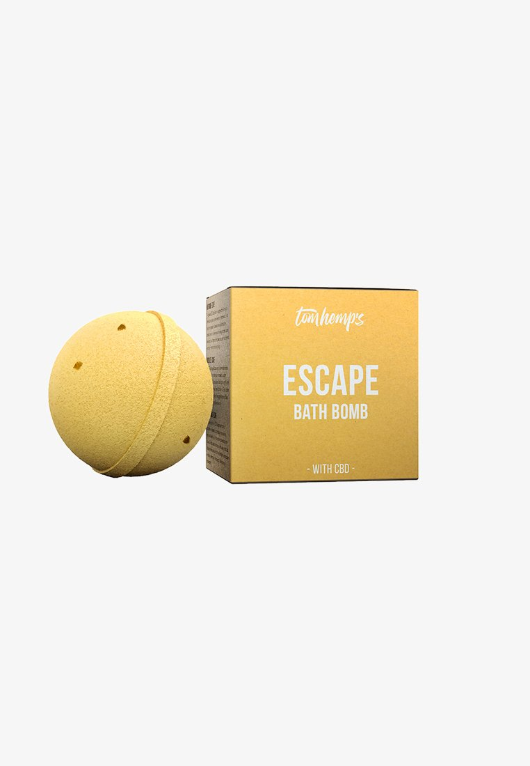 Tom Hemp's - CBD BATH BOMB - Kosmetyki do kąpieli - escape