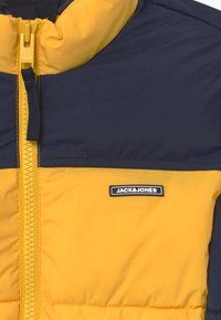 Jack & Jones Junior - JORSPECTOR PUFFER - Zimní bunda - spicy mustard - 2