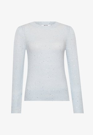 SEQUIN - Pullover - blue