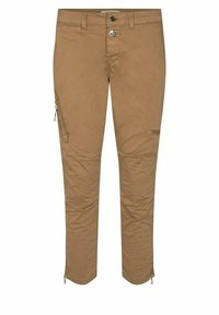Mos Mosh - Trousers - brown - 1
