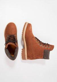 Timberland - 6 IN PREMIUM - Winter boots - cognac - 1
