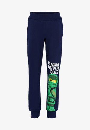 NINJAGO - Tracksuit bottoms - dark navy
