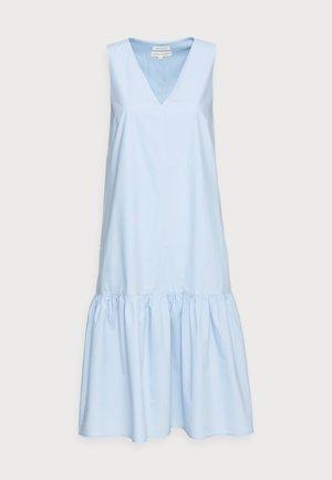 MIDI DRESS - Denní šaty - light blue