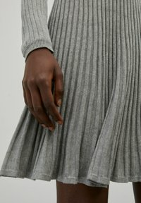 EDITED - Jumper dress - graumeliert - 3