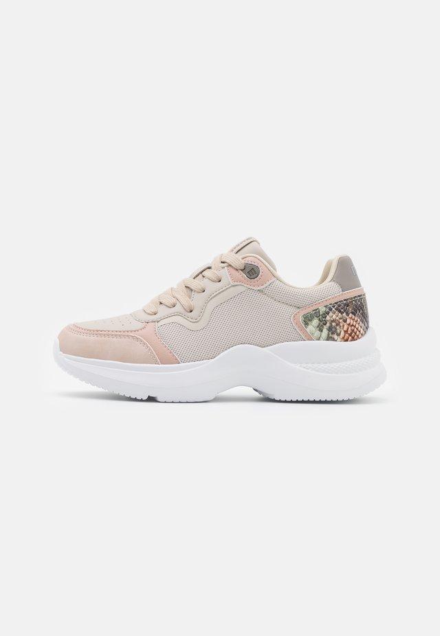 BORA - Sneakers laag - beige