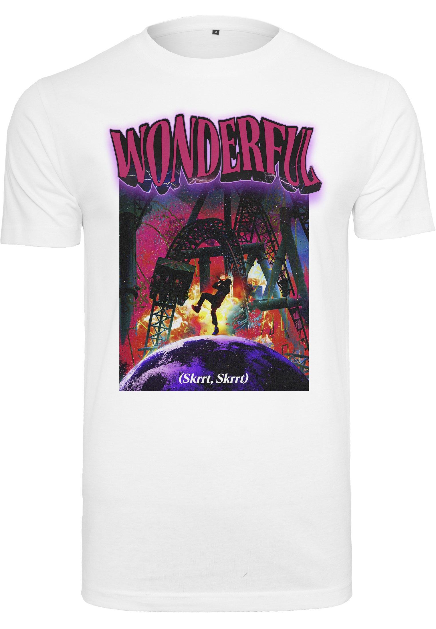 Herrer WONDERFUL TEE - T-shirts print