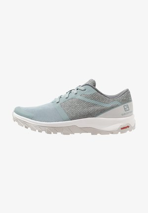 OUTBOUND - Outdoorschoenen - lead/lunar rock/white