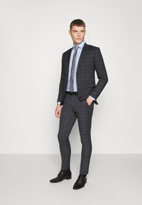 Jack & Jones PREMIUM - JPRBLAFRANCO MIX SUIT - Kostuum - dark grey - 1