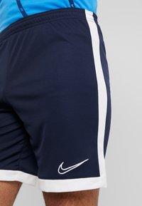 Nike Performance - DRY ACADEMY SHORT  - kurze Sporthose - obsidian/white - 3