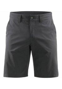 Haglöfs - MID SOLID SHORTS - Shorts - true black - 0