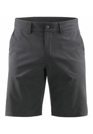 MID SOLID SHORTS - Shorts - true black
