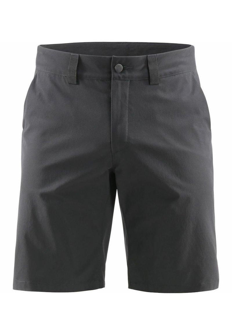 Haglöfs - MID SOLID SHORTS - Shorts - true black