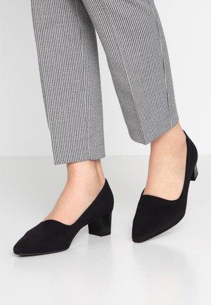 BASIMA - Classic heels - schwarz