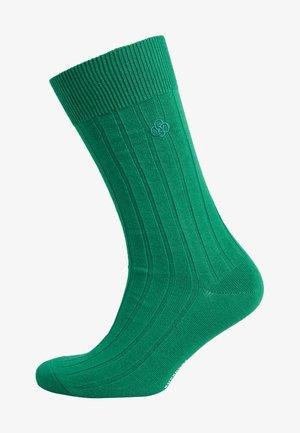 Socks - amazon green