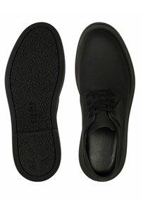 Clarks Originals - MILENO LONDON - Zapatos de vestir - black leather - 3