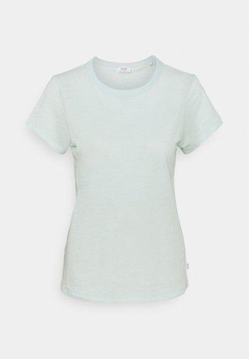 REGULAR FIT - Basic T-shirt - blue glow