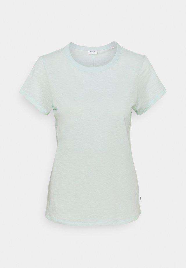 REGULAR FIT - T-shirt basic - blue glow