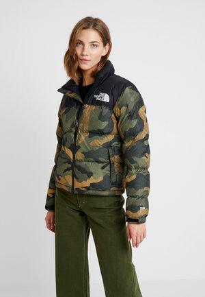 RETRO NUPTSE JACKET - Down jacket - burntolive