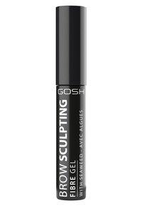 Gosh Copenhagen - BROW SCULPTING FIBRE GEL - Eyebrow gel - 001 nutmeg - 1