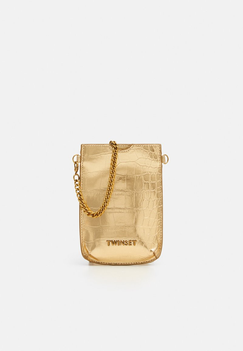 TWINSET - Clutch - gold-coloured