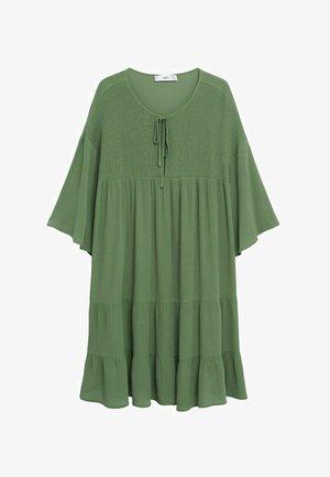 BAMBU-H - Denní šaty - green