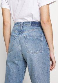 Ética - TYLER - Straight leg jeans - blue denim - 5