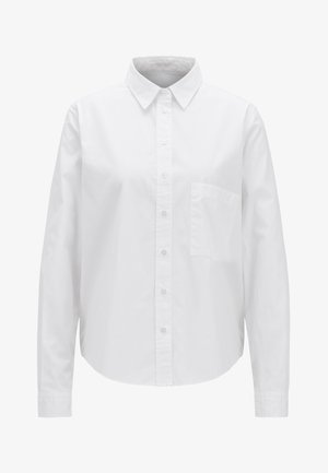 EMANEW - Button-down blouse - white