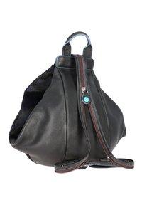 Gabs - GRETA - Handbag - zebra violet-black - 1