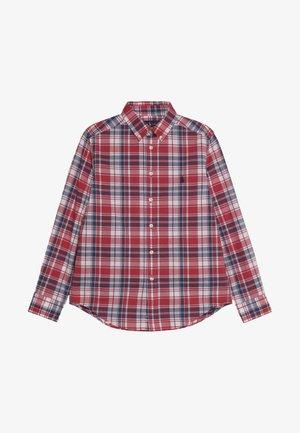 Shirt - red/white