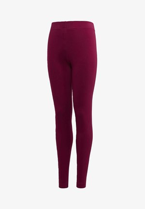 ESSENTIALS LINEAR LEGGINGS - Legging - purple