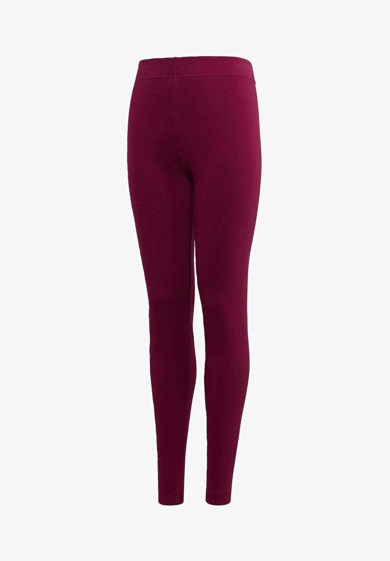 adidas Performance - ESSENTIALS LINEAR LEGGINGS - Leggings - purple