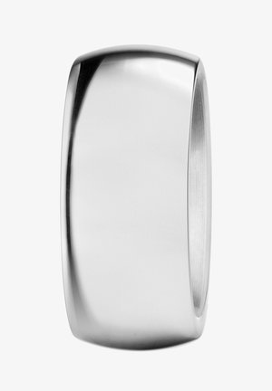 10 MM AUS MASSIV POL. - Ring - silber