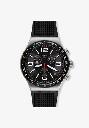 VERY DARK GRID - Uhr - black