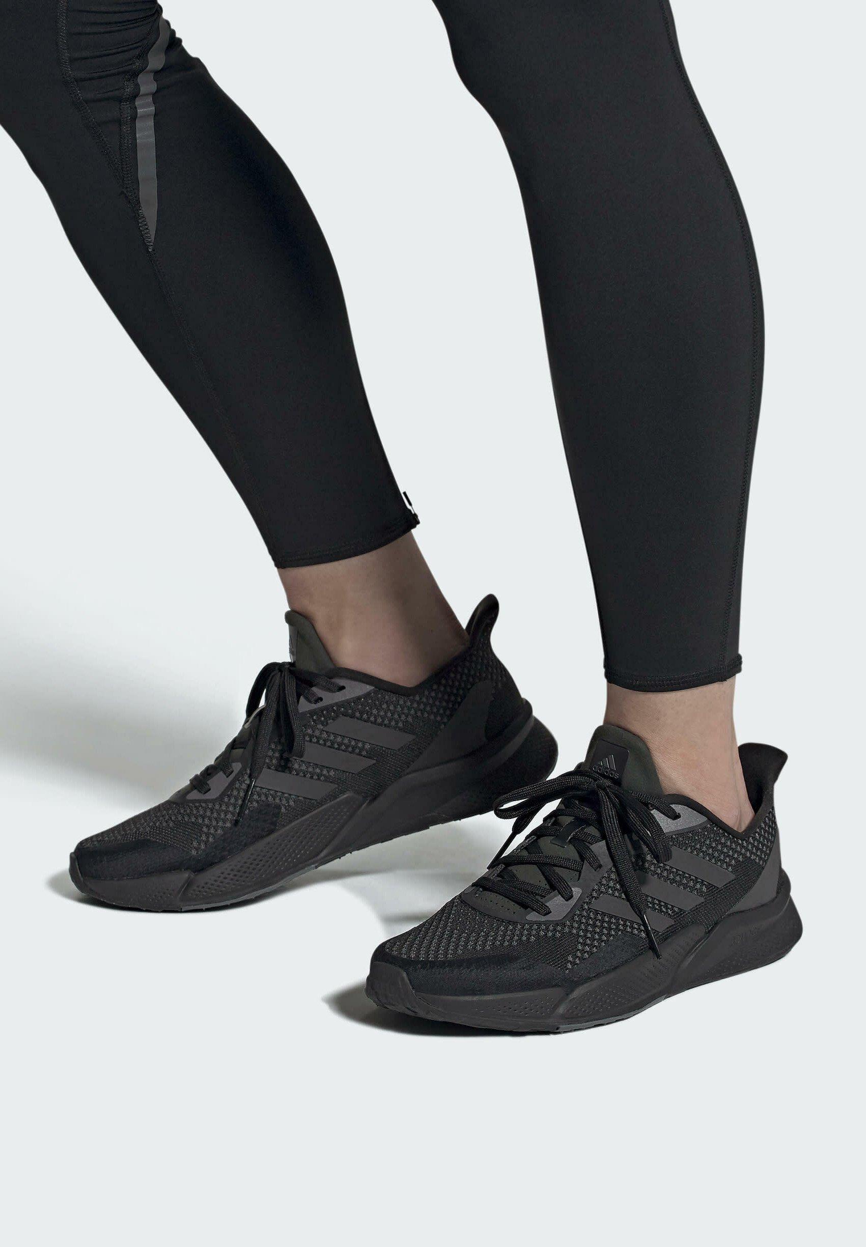 Adidas Performance Stabilty Running Shoes Black Zalando De