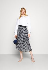 HUGO - RALISSY - A-line skirt - black - 1