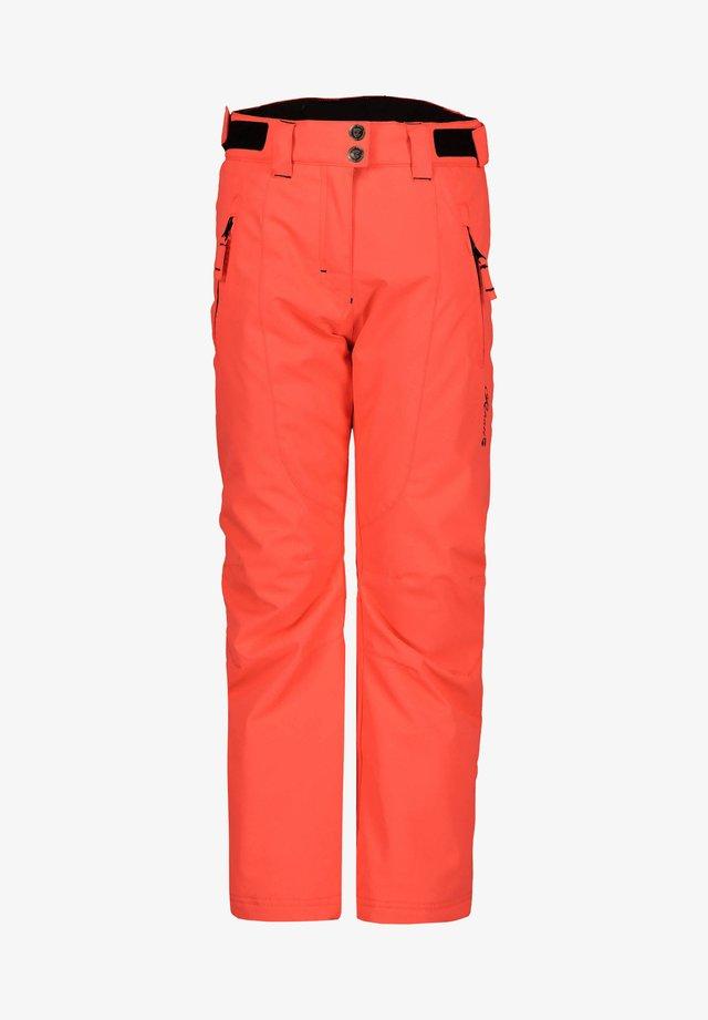 Snow pants - koralle