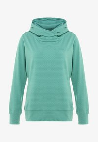 Vaude - WOMENS TUENNO - Camiseta de manga larga - nickel green - 6
