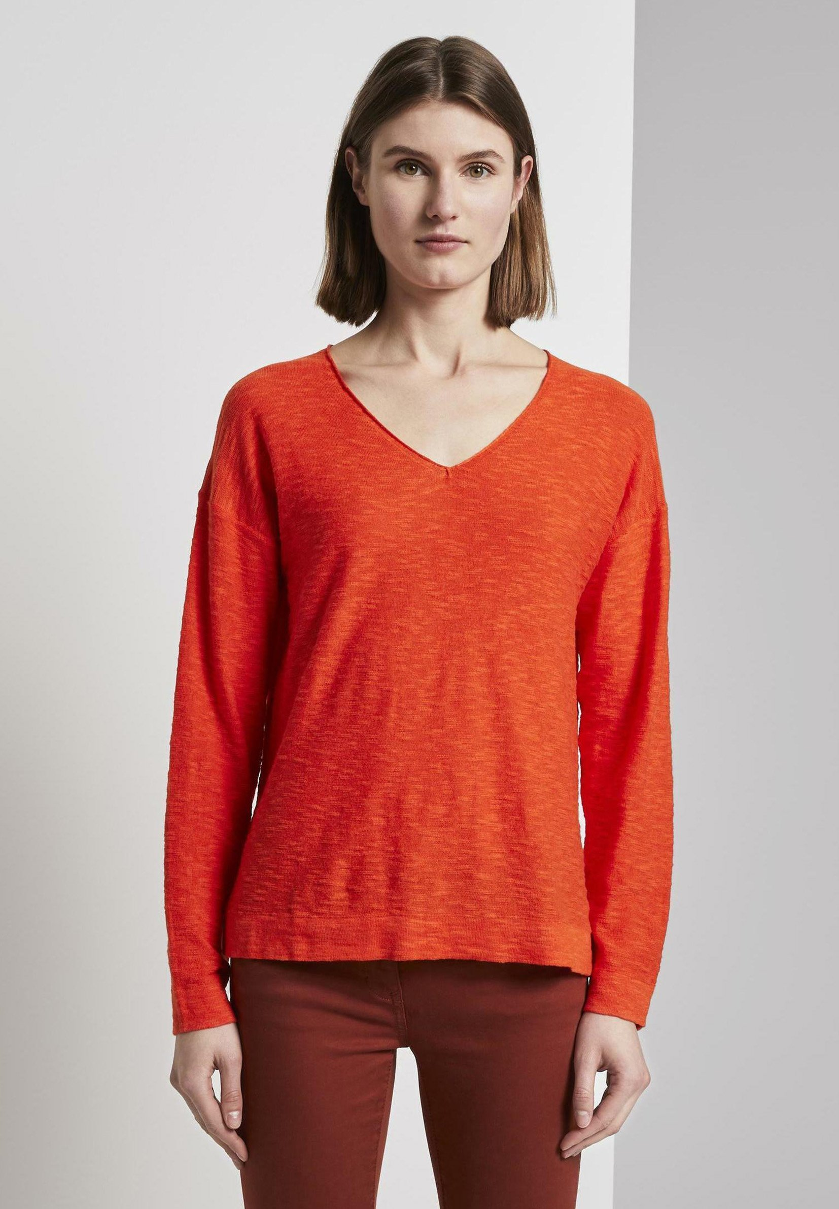 Femme MIT SEITENSCHLITZEN - Pullover