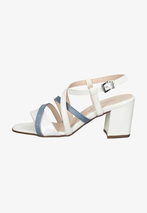 Sandalen - weiß