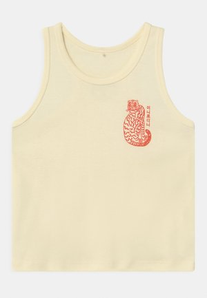 TIGER UNISEX - Top - offwhite