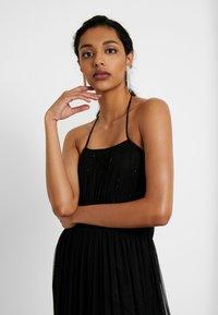 Lace & Beads Tall - RENEE - Společenské šaty - black - 4