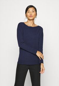 Sisley - Jumper - dark blue - 0