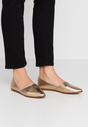 BLANCHETTE - Slip-ons - other brown