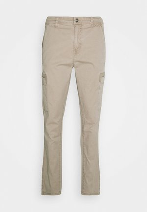 PANTS - Cargobyxor - light grey